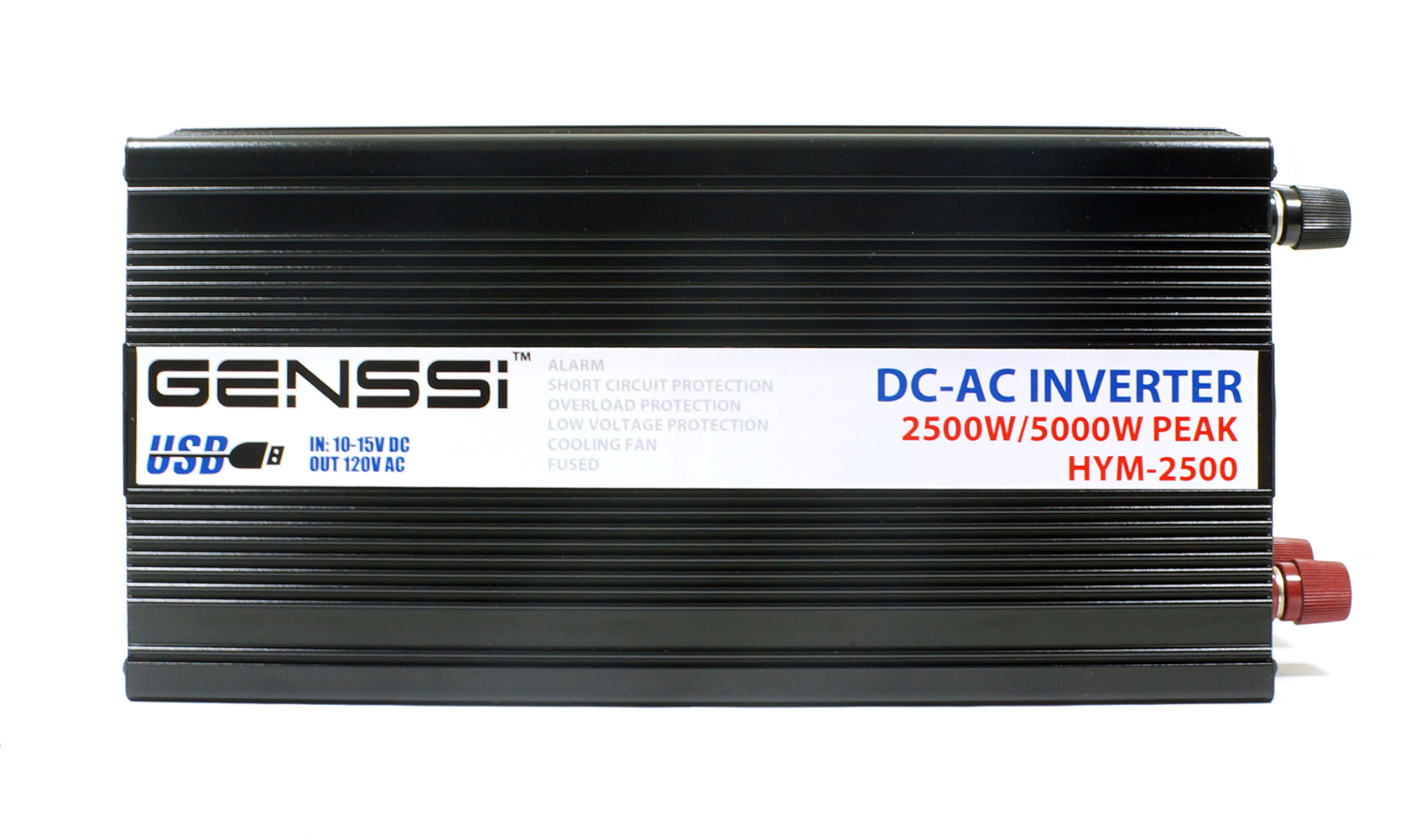 #AB2B20 GENSSI 2500 5000 Watt Power Inverter Car 12V DC To 120V  Best 4823 Inverter Window Ac photos with 1700x1002 px on helpvideos.info - Air Conditioners, Air Coolers and more